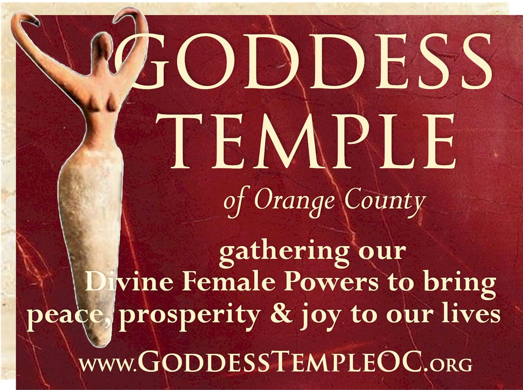 GENDER MATTERS - The GODDESS TEMPLE of Orange County